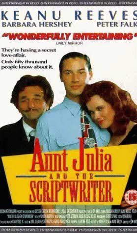 aunt julia and the scriptwriter Definitions of aunt julia and the scriptwriter, synonyms, antonyms, derivatives of aunt julia and the scriptwriter, analogical dictionary of aunt julia and the.